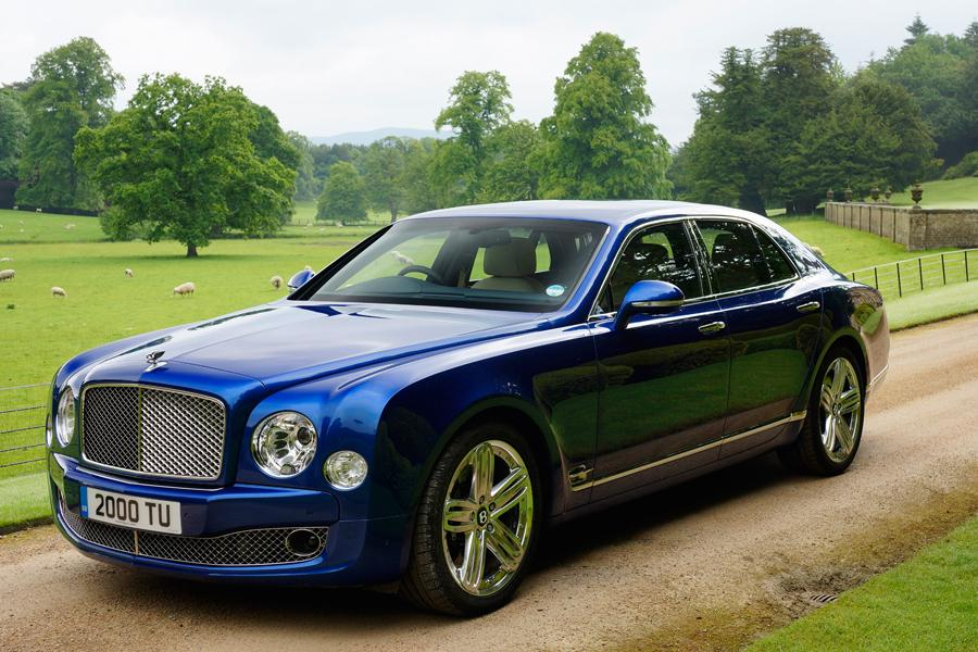 2013 Bentley Mulsanne Photo 1 of 8