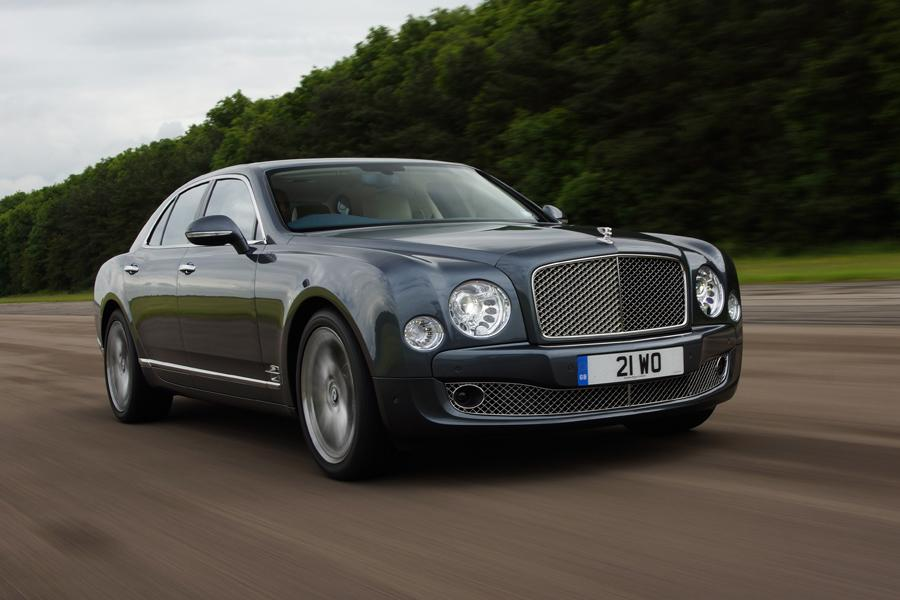 2013 Bentley Mulsanne Photo 2 of 8