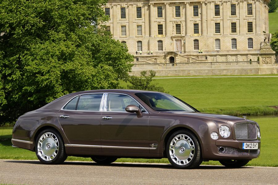 2013 Bentley Mulsanne Photo 3 of 8