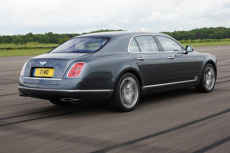 2013 Bentley Mulsanne Photo 4 of 8