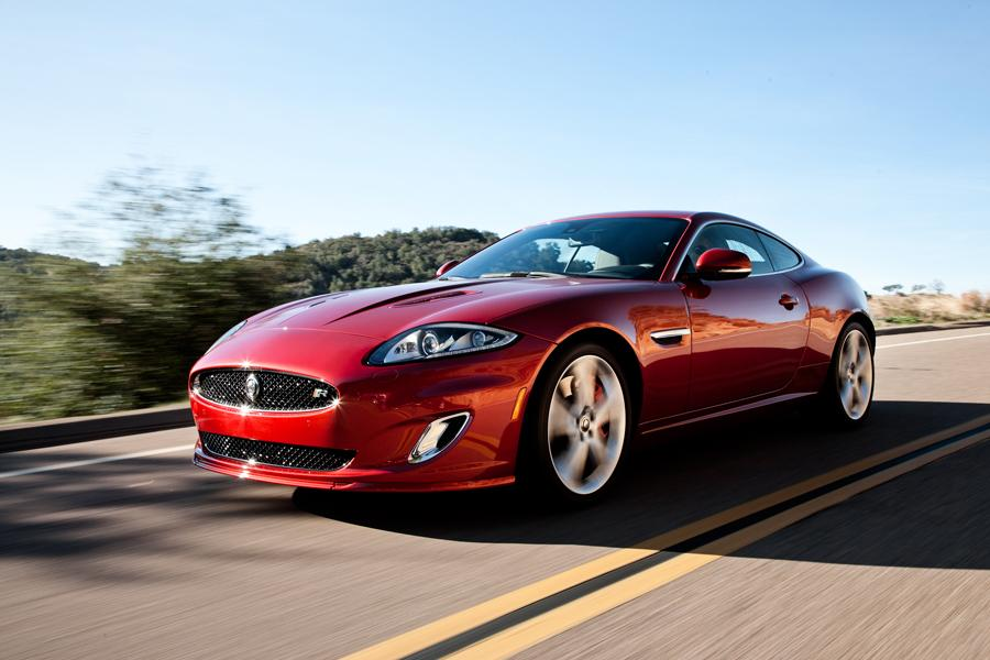 2013 Jaguar XK Photo 1 of 10