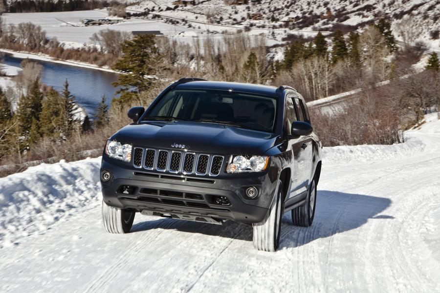 2013 Jeep Compass Photo 3 of 5