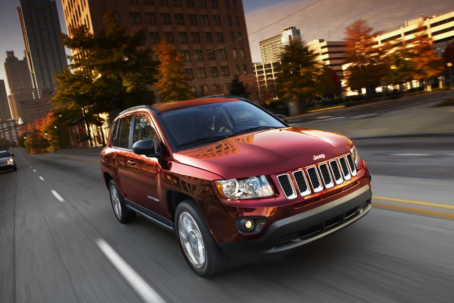 2013 Jeep Compass Photo 4 of 5