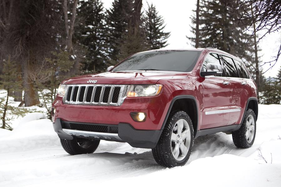 2013 Jeep Grand Cherokee Photo 6 of 17