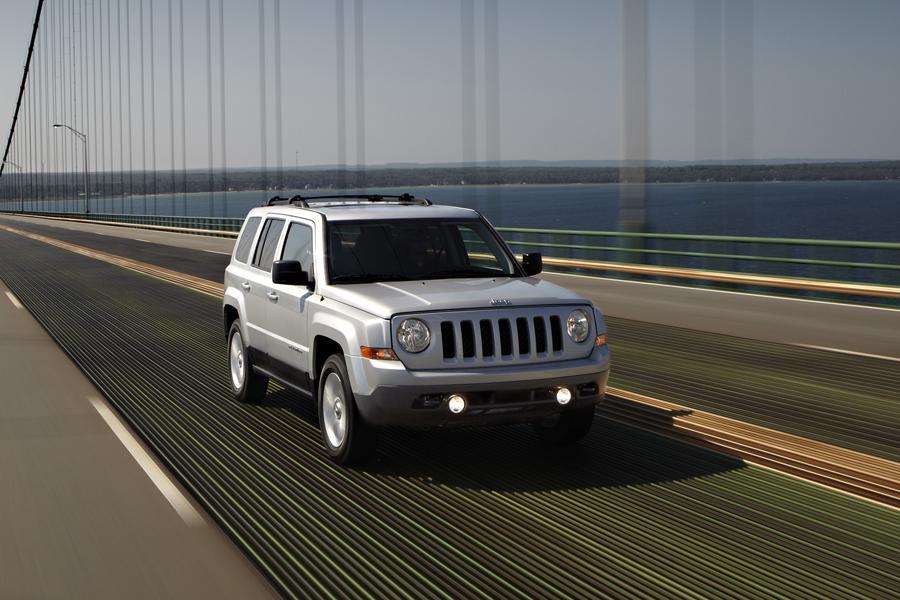 2013 Jeep Patriot Photo 4 of 5
