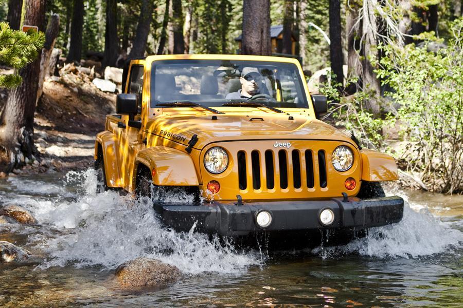 2013 Jeep Wrangler Photo 1 of 4
