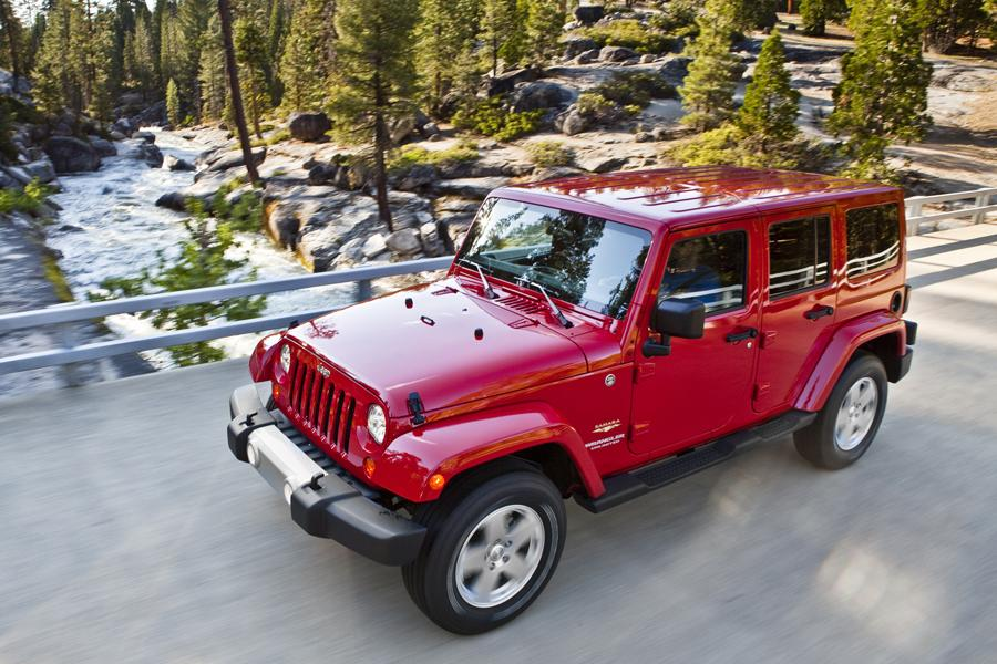 2013 Jeep Wrangler Unlimited Photo 5 of 7