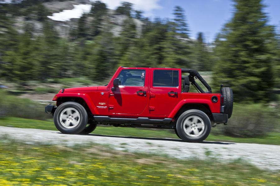2013 Jeep Wrangler Unlimited Photo 6 of 7