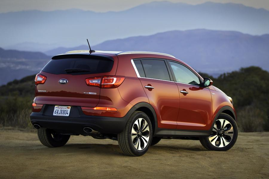 2013 Kia Sportage Photo 3 of 7