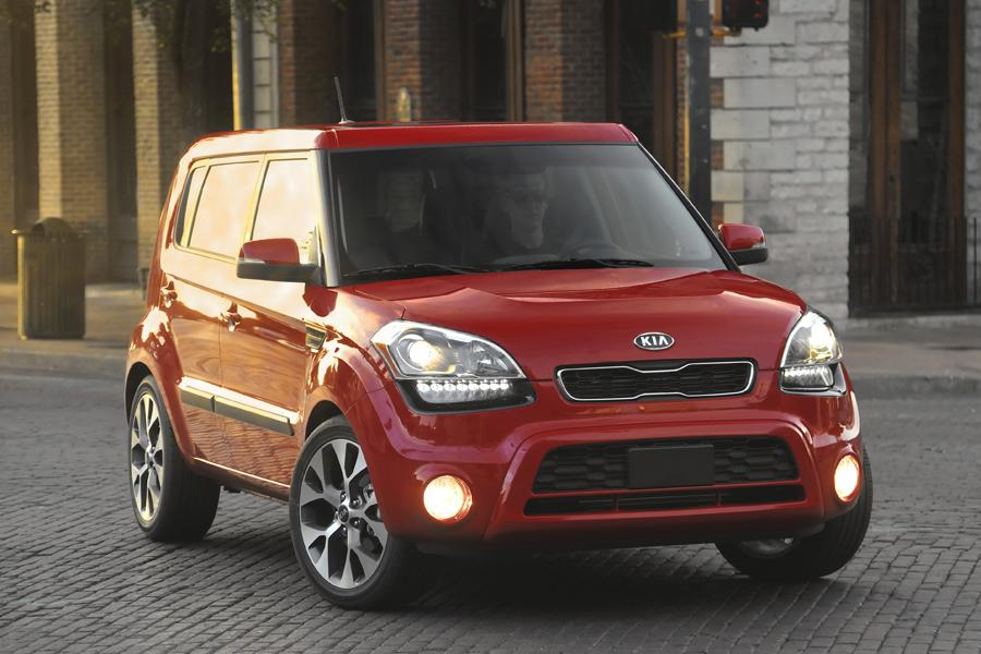 2013 Kia Soul Photo 3 of 11
