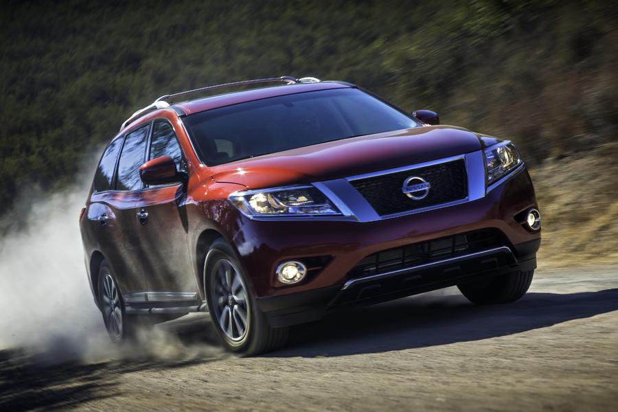2013 Nissan Pathfinder Photo 5 of 38