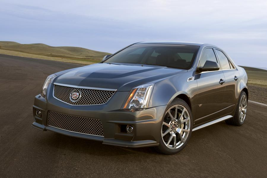 2012 Cadillac CTS Photo 1 of 51