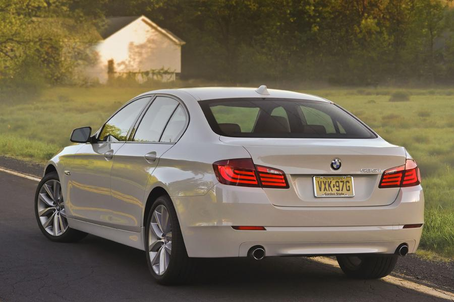 2012 BMW 535 Photo 3 of 14