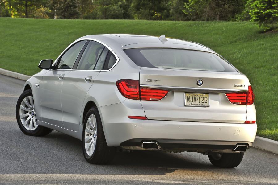 2012 BMW 535 Gran Turismo Photo 2 of 7