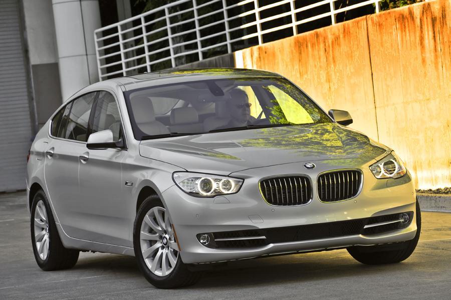 2012 BMW 535 Gran Turismo Photo 3 of 7