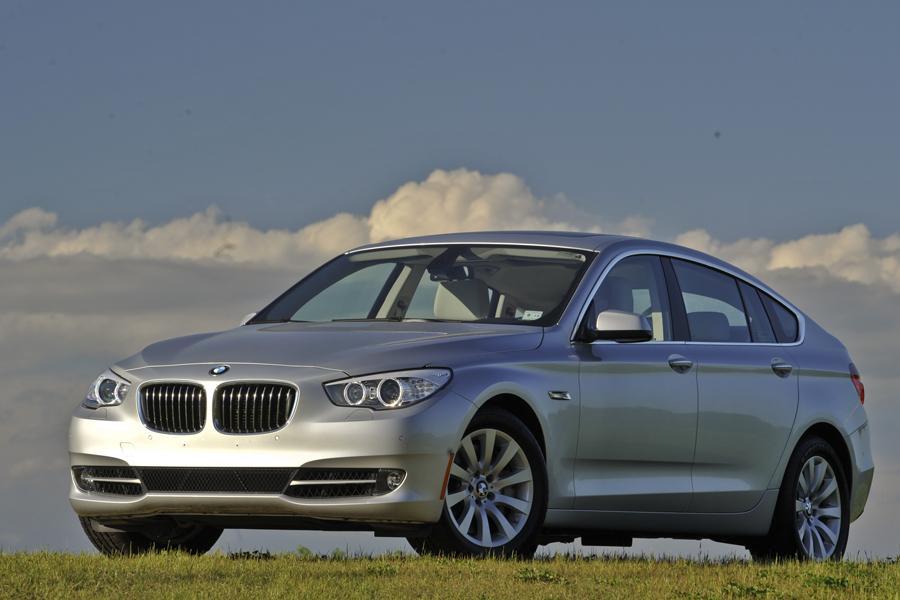 2012 BMW 535 Gran Turismo Photo 4 of 7
