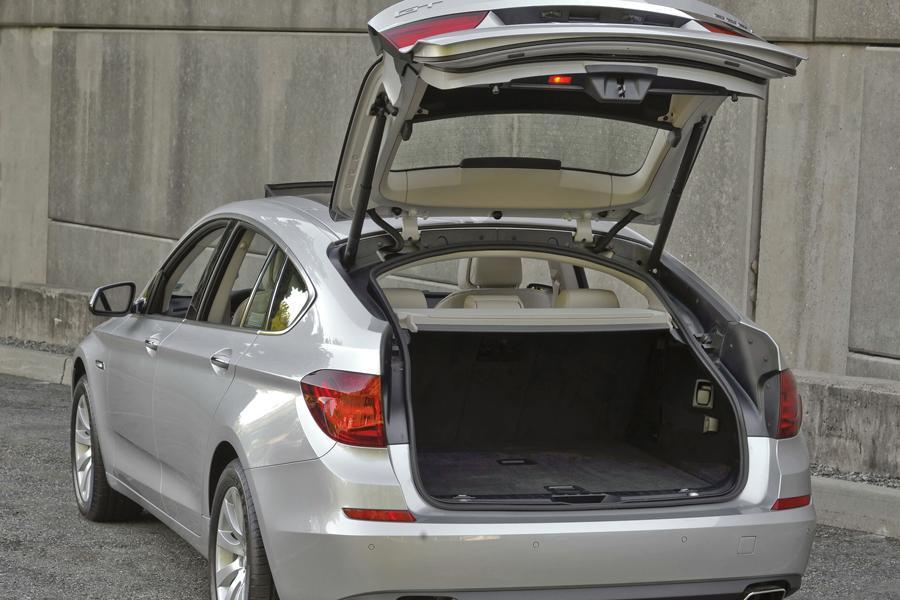 2012 BMW 535 Gran Turismo Photo 5 of 7