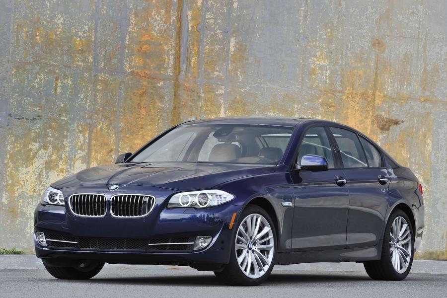 2012 BMW 550 Photo 1 of 8