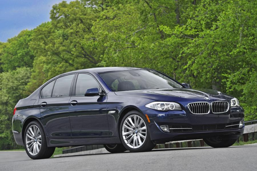 2012 BMW 550 Photo 2 of 8