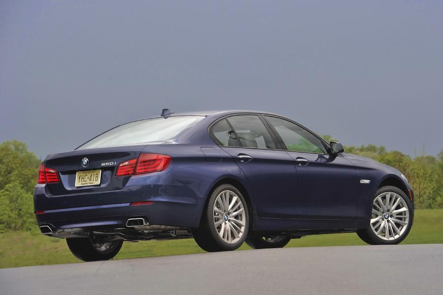 2012 BMW 550 Photo 3 of 8