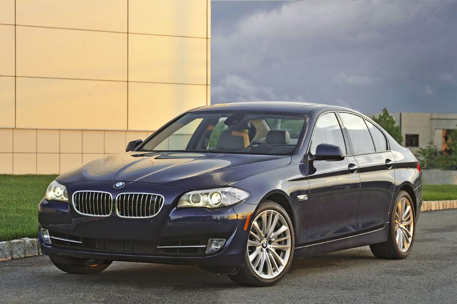 2012 BMW 550 Photo 4 of 8