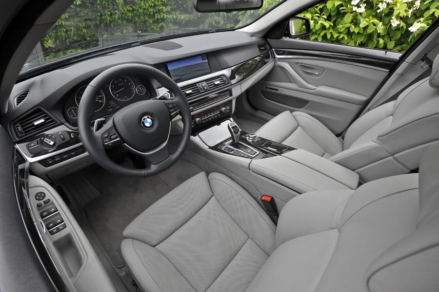 2012 BMW 550 Photo 6 of 8