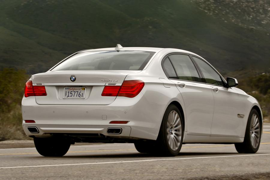 2012 BMW 750 Photo 6 Of 12