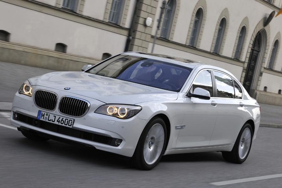 2012 BMW 760 Photo 1 of 15