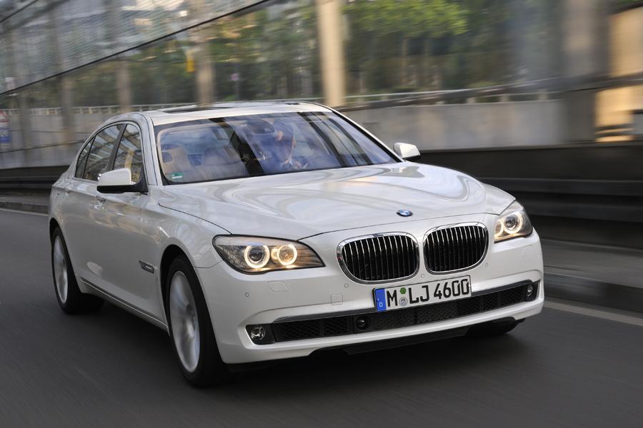 2012 BMW 760 Photo 4 of 15