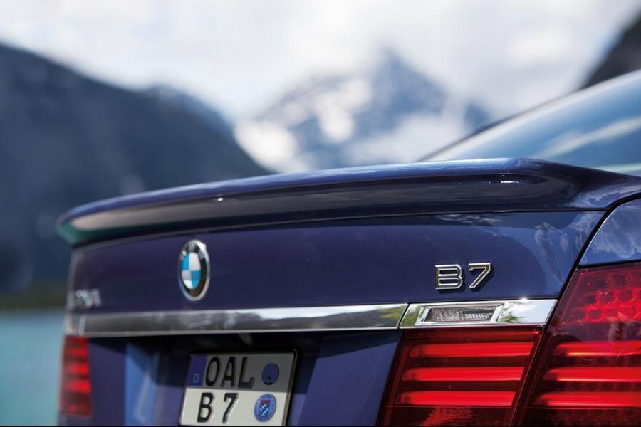 2012 BMW ALPINA B7 Photo 4 of 8