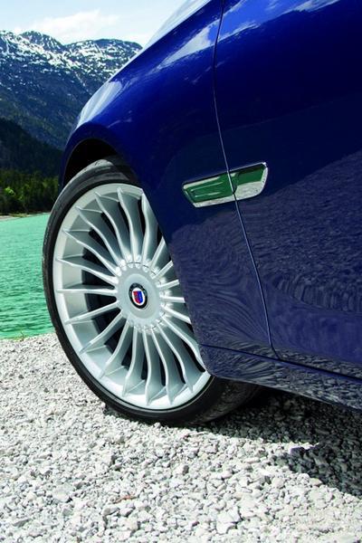 2012 BMW ALPINA B7 Photo 6 of 8