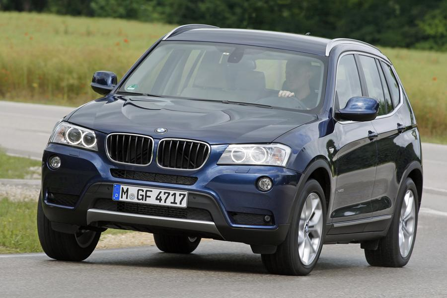2012 BMW X3 Photo 1 of 7