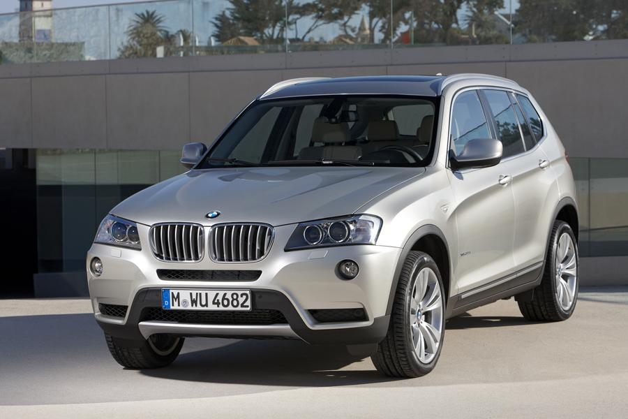 2012 BMW X3 Photo 3 of 7