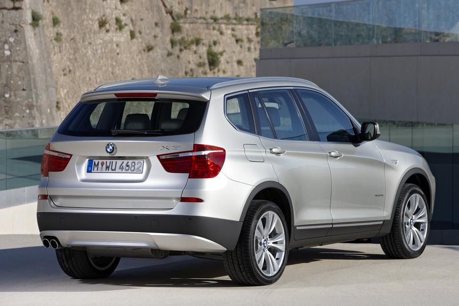 2012 BMW X3 Photo 4 of 7