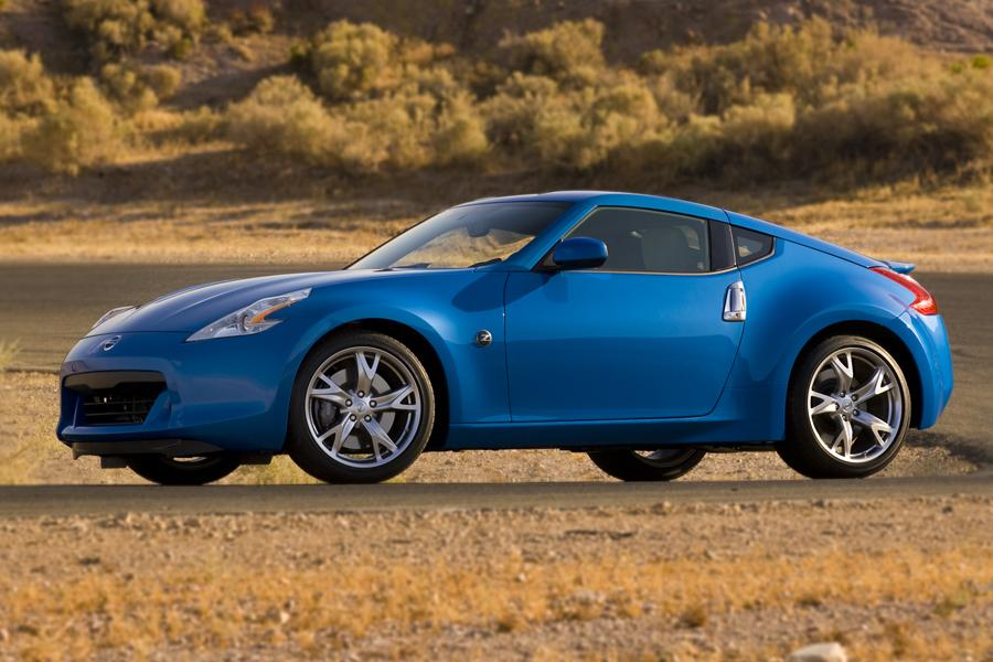 2012 Nissan 370Z Photo 1 of 13