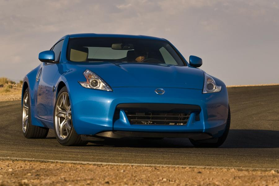 2012 Nissan 370Z Photo 4 of 13