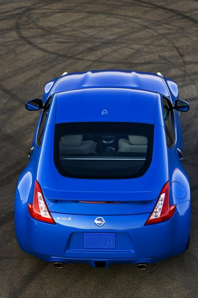 2012 Nissan 370Z Photo 6 of 13