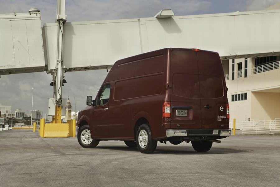 2012 Nissan NV Cargo Photo 2 of 8