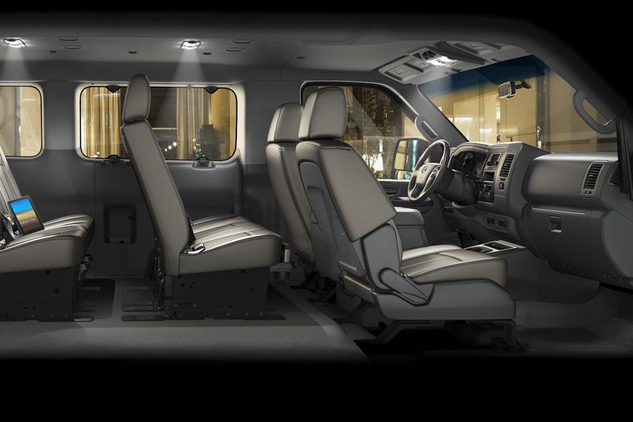 2012 Nissan NV Passenger Photo 5 of 6