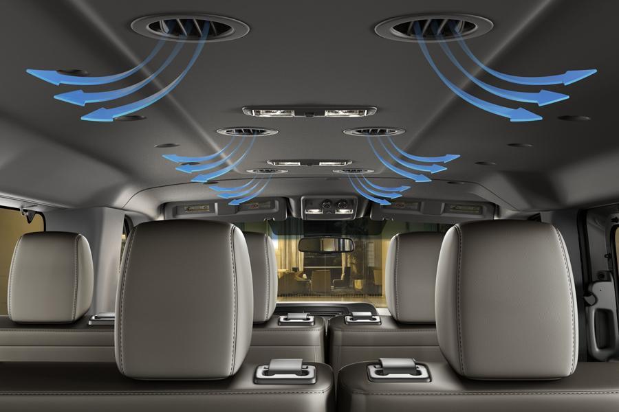 2012 Nissan NV Passenger Photo 6 of 6