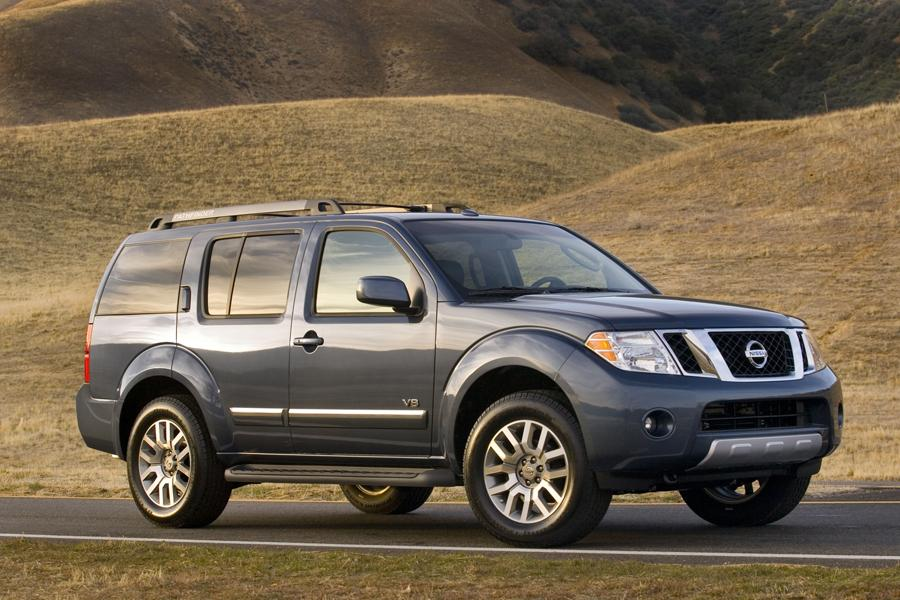 2012 Nissan Pathfinder Photo 3 of 9