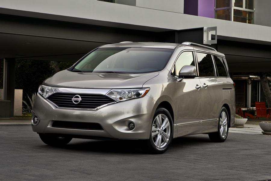 2012 Nissan Quest Photo 1 of 14