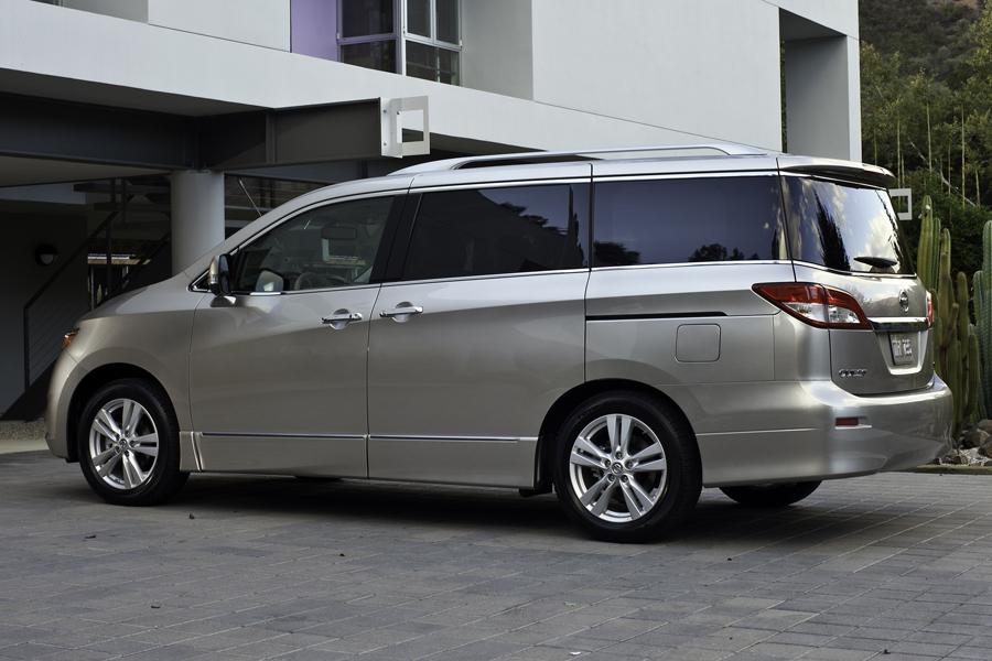 2012 Nissan Quest Photo 3 of 14