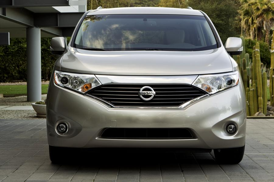 2012 Nissan Quest Photo 5 of 14