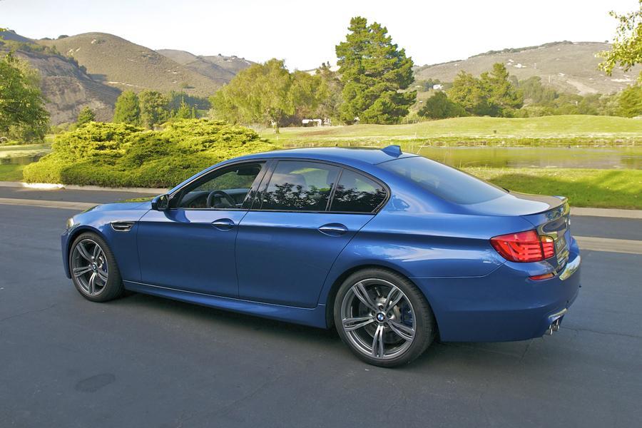 2013 BMW M5 Photo 5 of 37