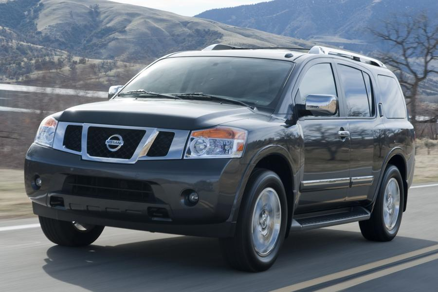2012 nissan armada reviews specs and prices. Black Bedroom Furniture Sets. Home Design Ideas