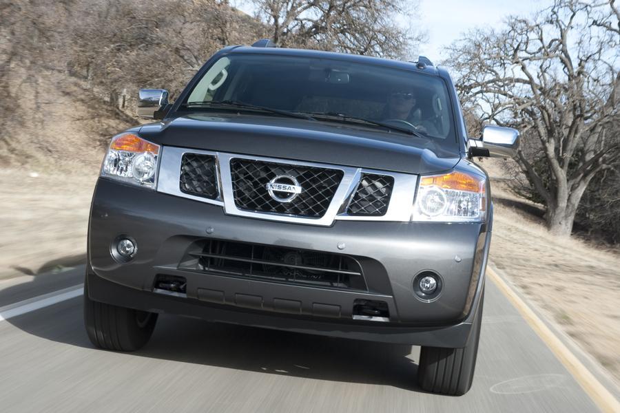 2012 Nissan Armada Photo 3 of 12