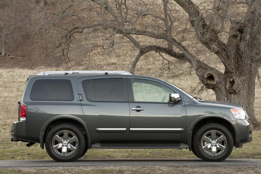 2012 Nissan Armada Photo 6 of 12