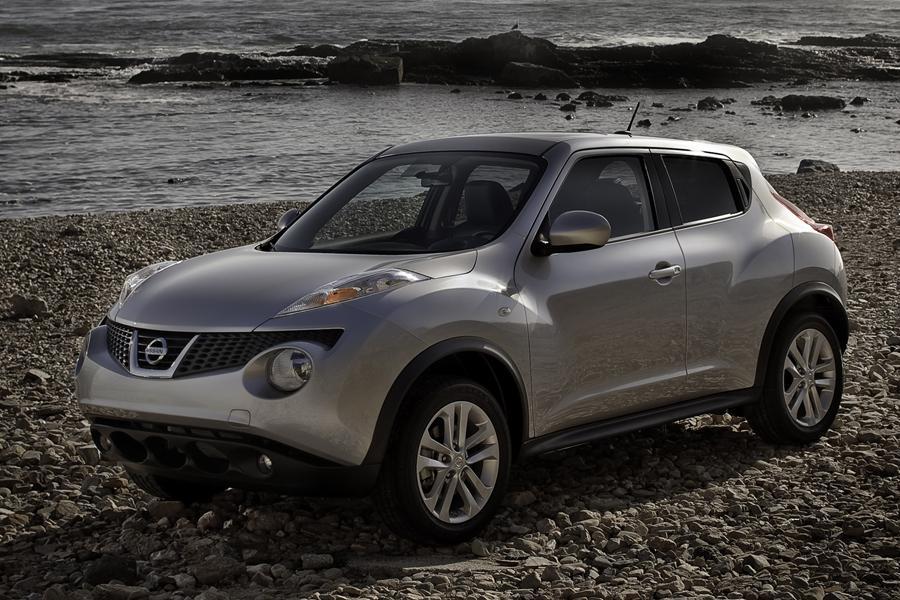 2012 Nissan Juke Photo 1 of 12