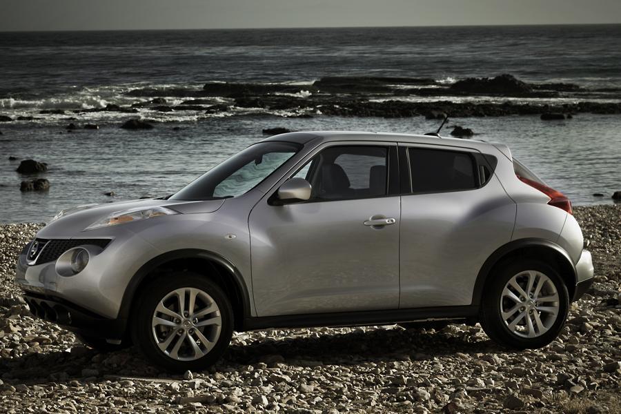 2012 Nissan Juke Photo 4 of 12